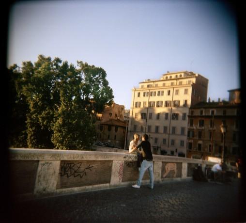 Ponte Sisto Lovers  - © Giulio Napolitano