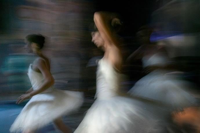 Opera Theatre of Rome Ballet Company, 2006  - © Giulio Napolitano