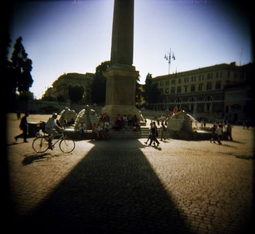 Piazza del Popolo square  - © Giulio Napolitano