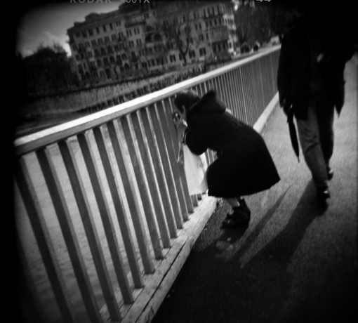 Garibaldi Bridge, street scene - © Giulio Napolitano