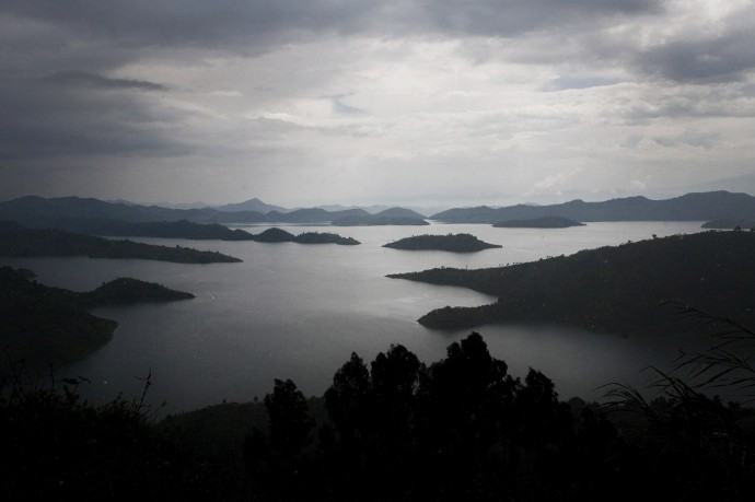 Panoramic view of Burera Lake  - © Giulio Napolitano