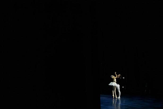 Irina Dvorovenko and Maxim Beloserkovsky, American Ballet Theatre Principal Dancers performing