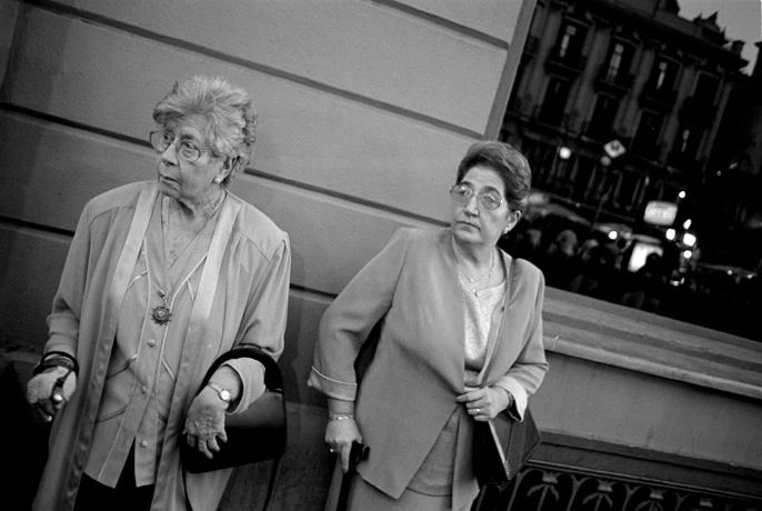 Barcelona, 2003 - © Giulio Napolitano