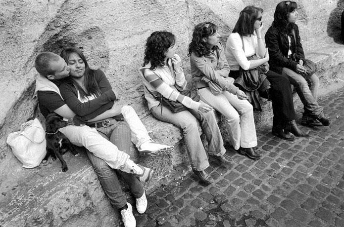 Rome, 2008 - © Giulio Napolitano