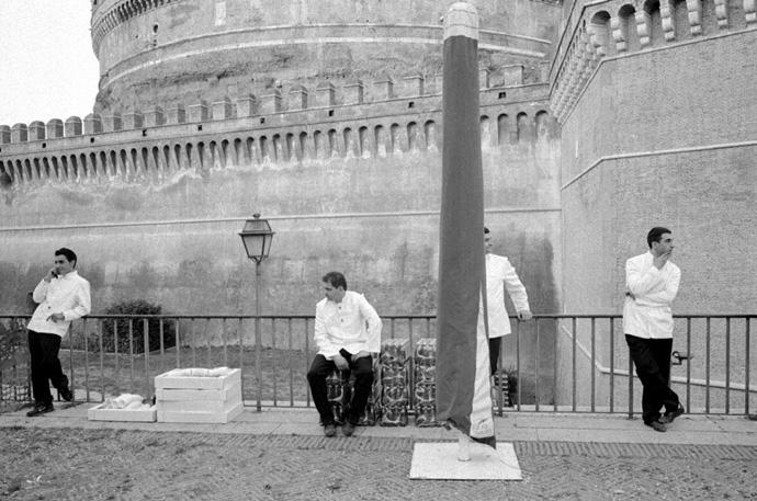Rome, 2009 - © Giulio Napolitano